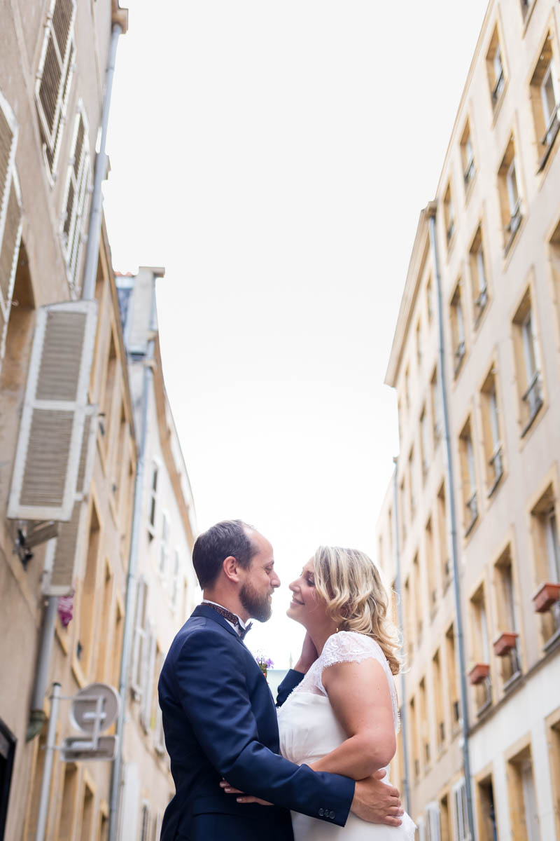 seance photo Mariage Metz day after