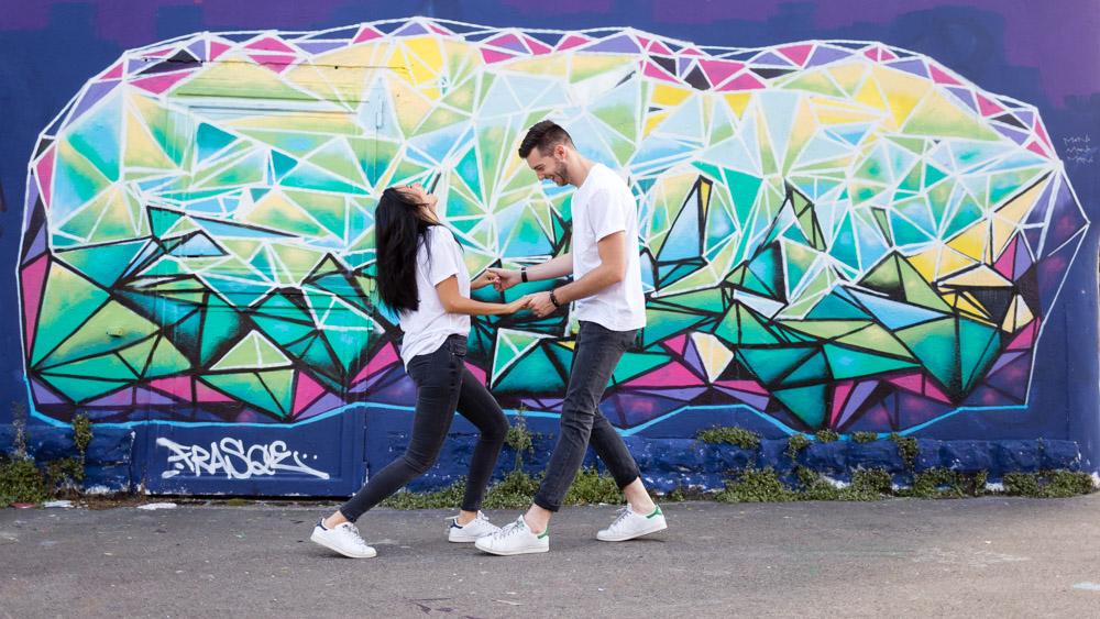 seance photo couple street art luxembourg