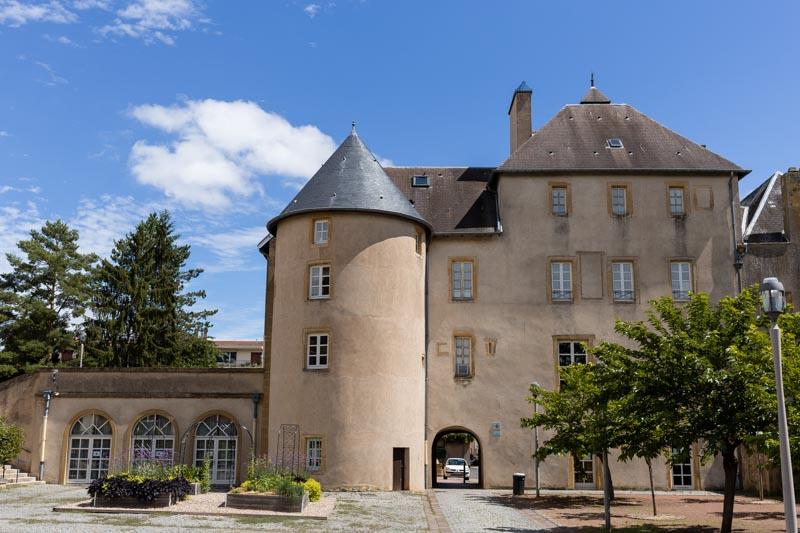 photographe mariage moselle château Fabert