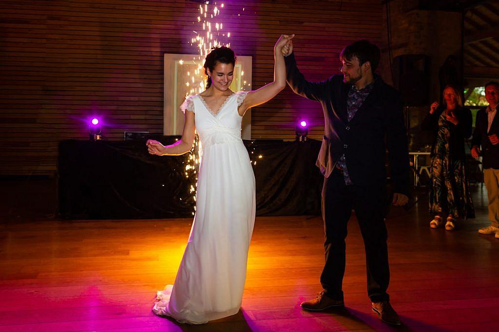 photographe mariage soirée