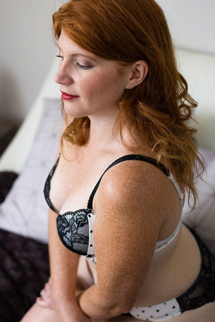 seance photo boudoir au Luxembourg