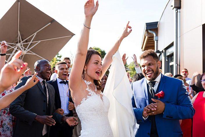 mariage au domaine de buding