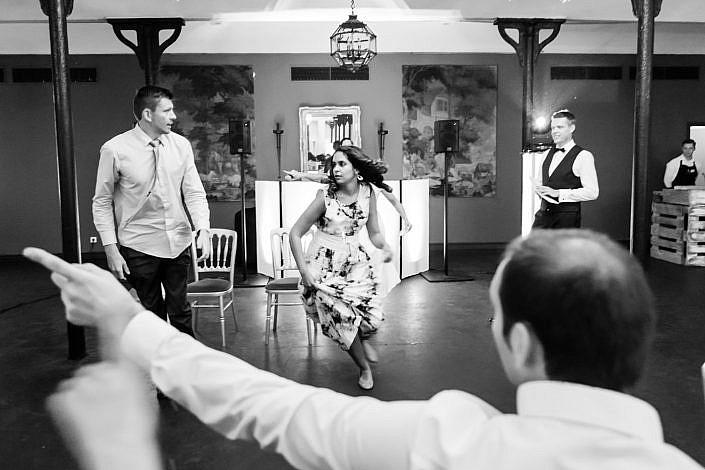 Photo de jeu de mariage
