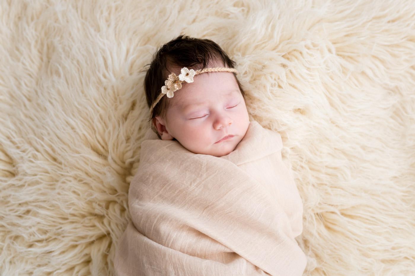 Photographe pour nouveau-né