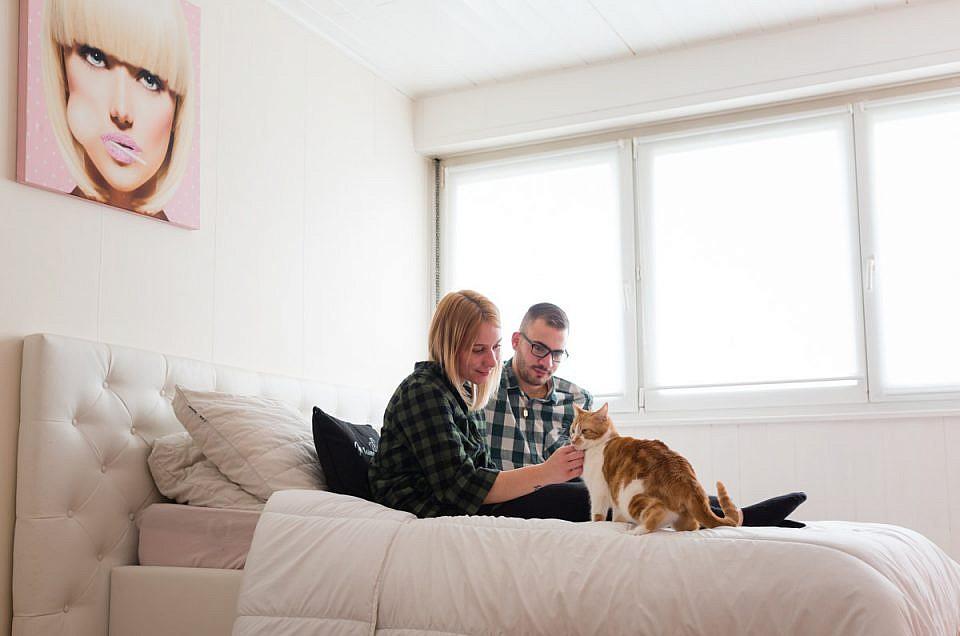 Séance couple à domicile