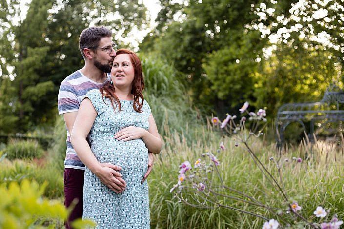 seance photo de grossesse