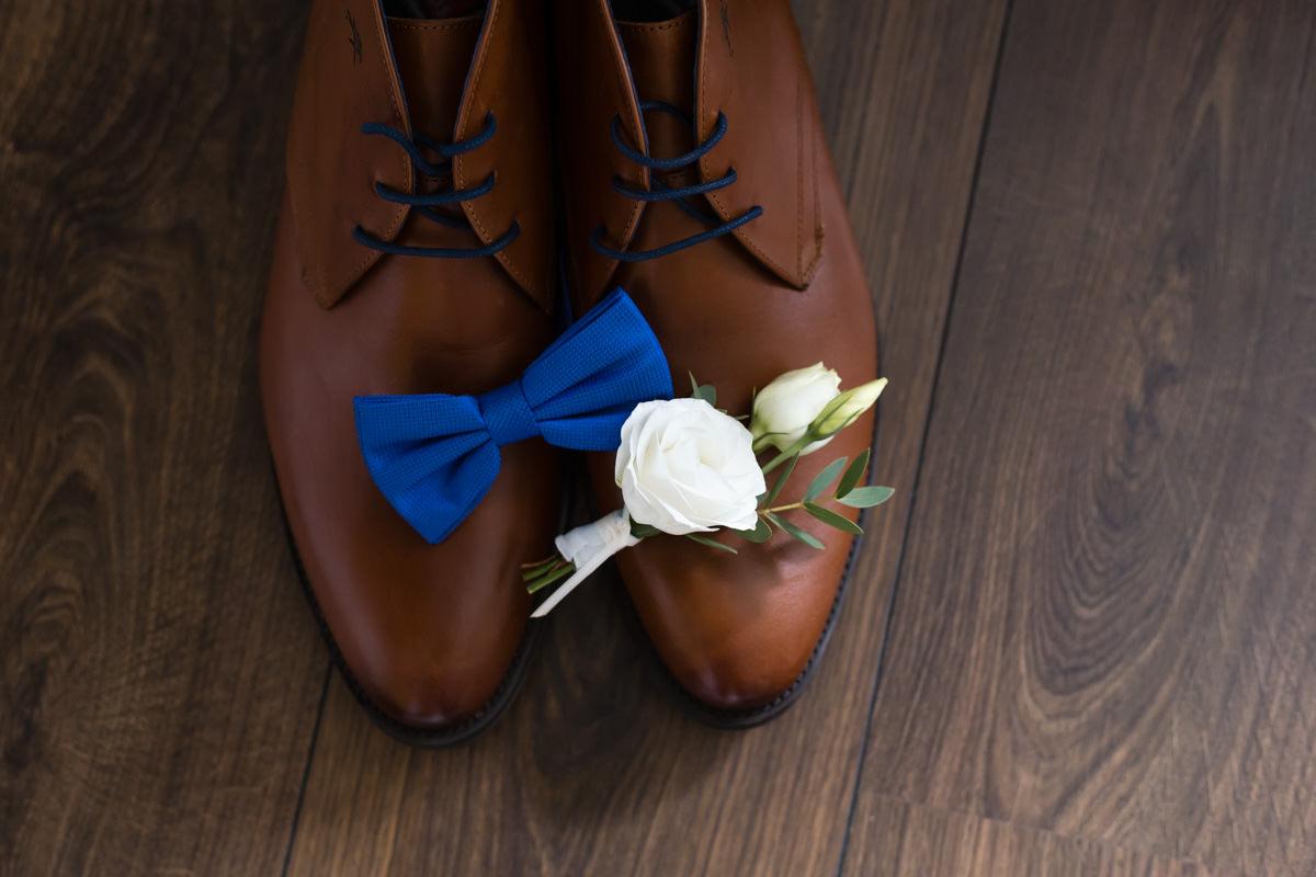 accessoires du marié
