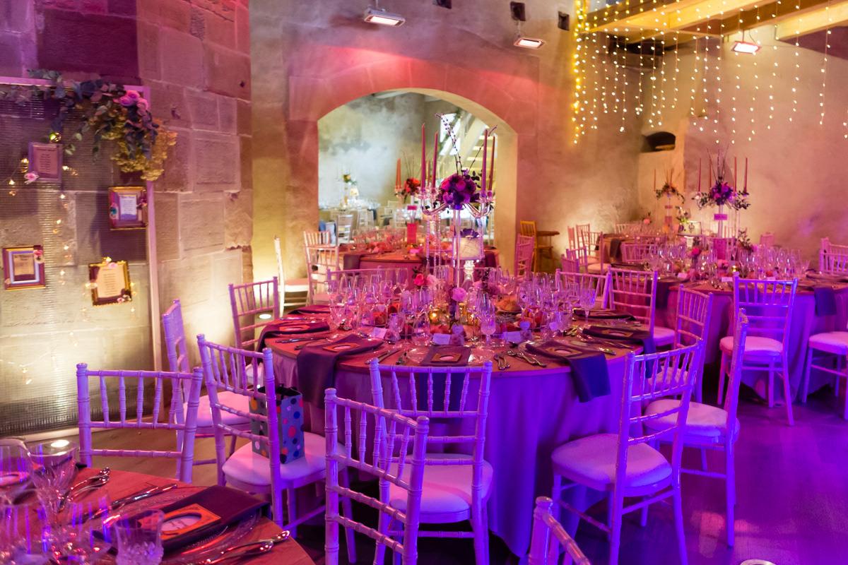 décoration mariage Ceremonia Chateau Saint Sixte