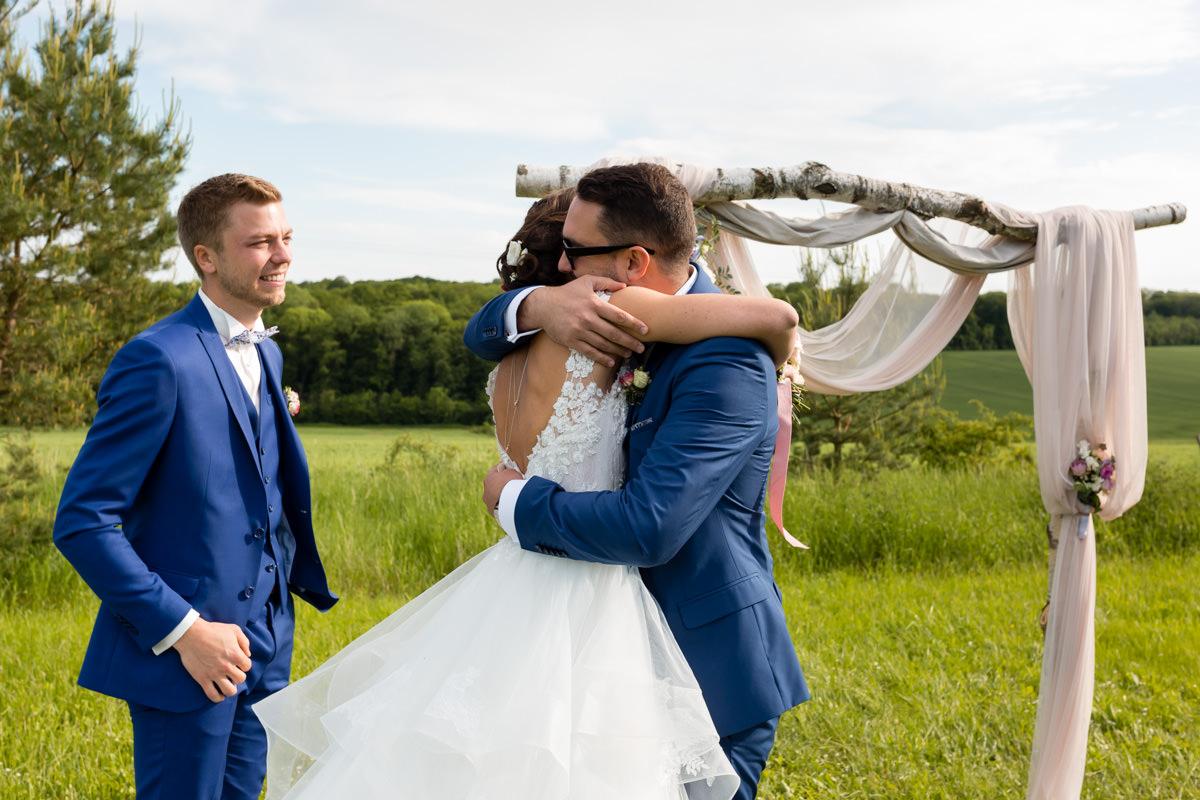 photographe mariage laïque