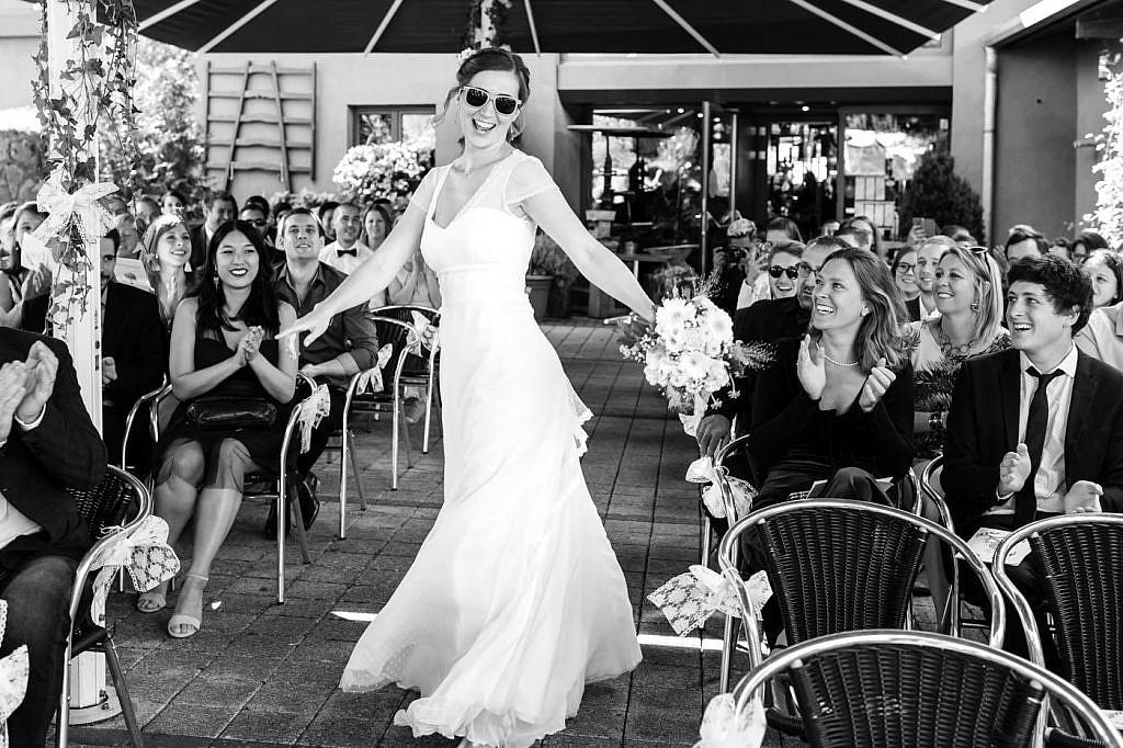 photographe mariage fun