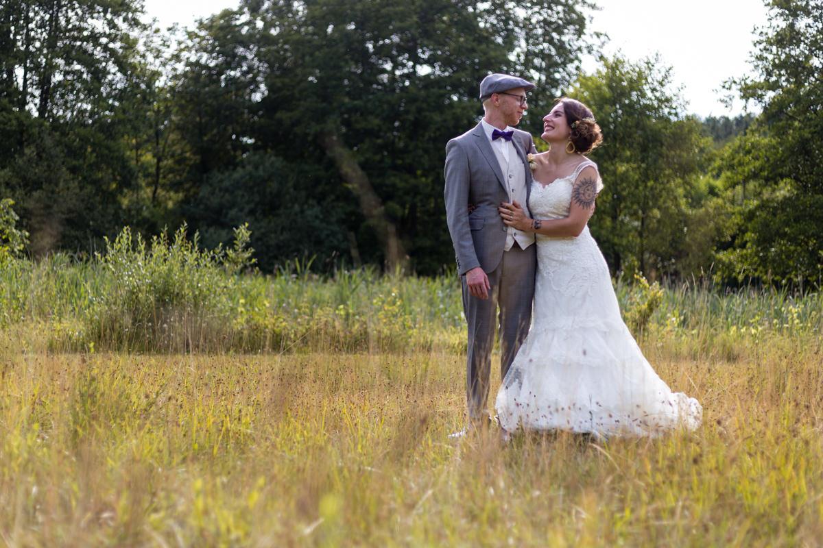 photo de mariage au val du Scherbach