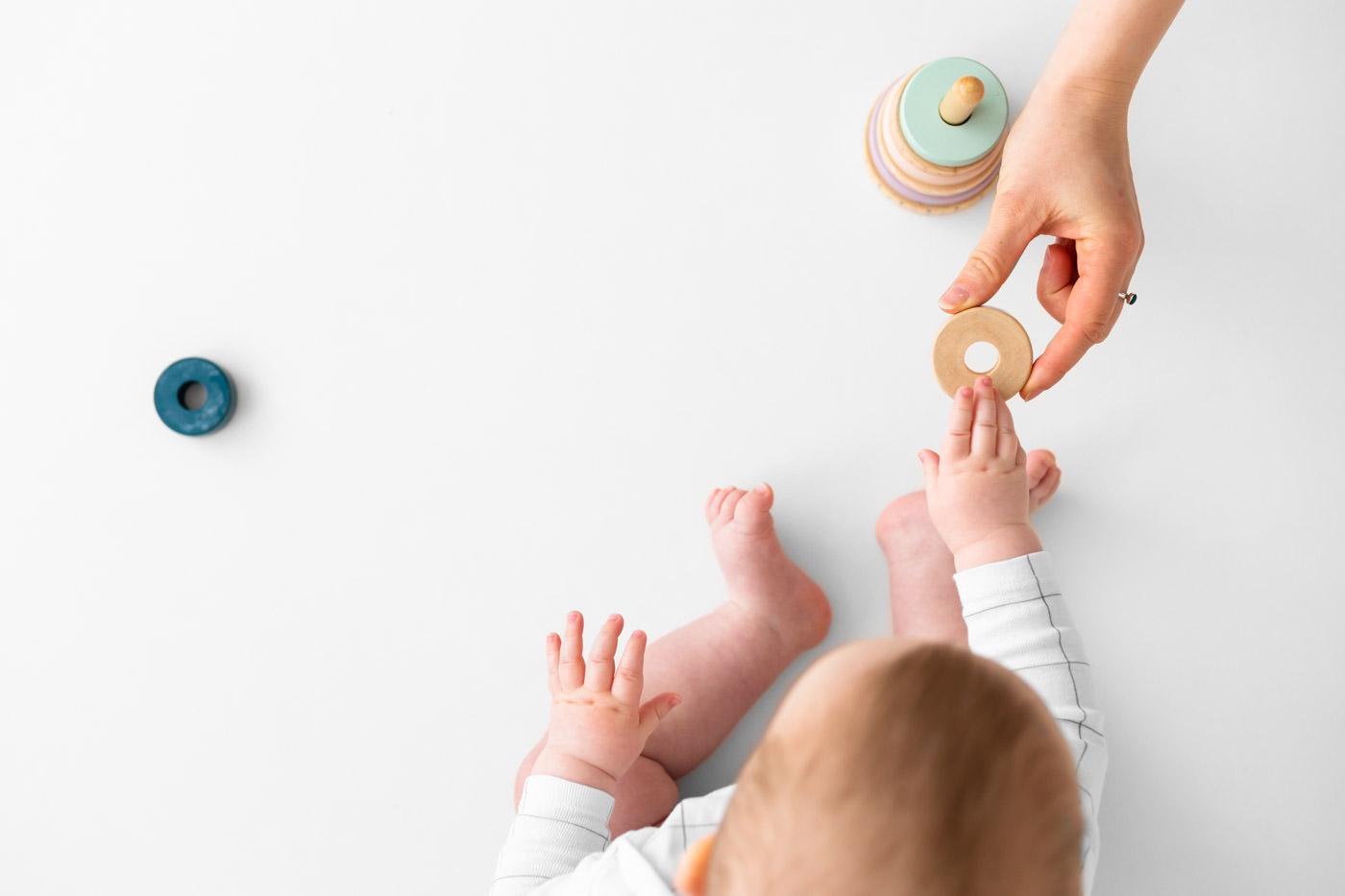 séance photo bébé à Metz
