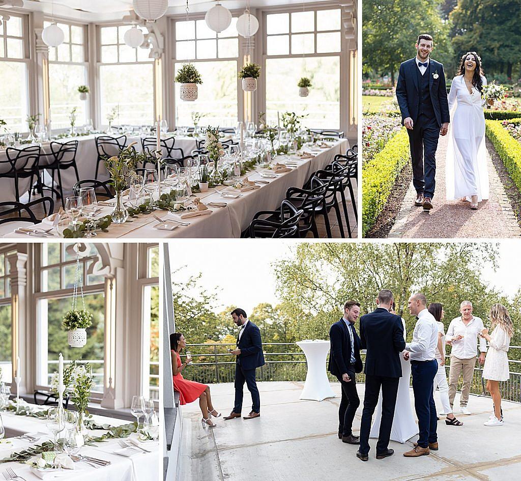 Photo de mariage au seven hotel à Esch-sur-Alzette au Luxembourg