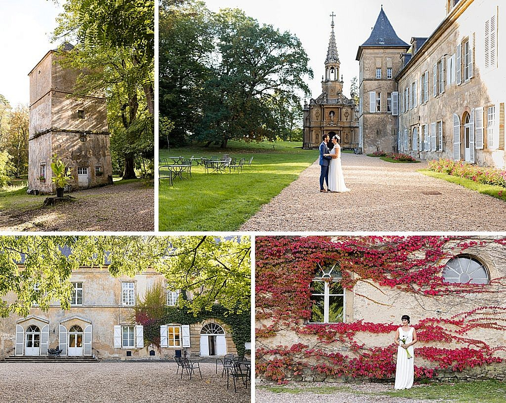 mariage chateau de preisch luxembourg moselle