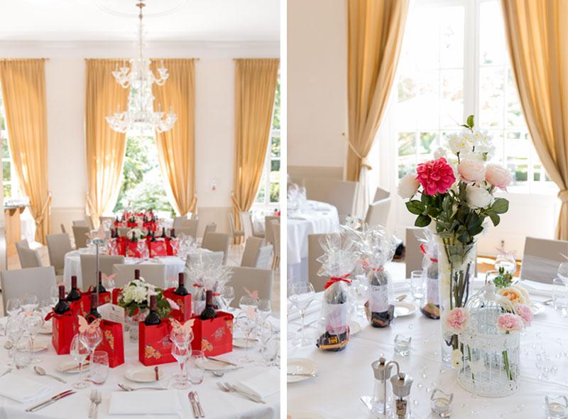 decoration mariage orangerie Mondorf-les-Bains