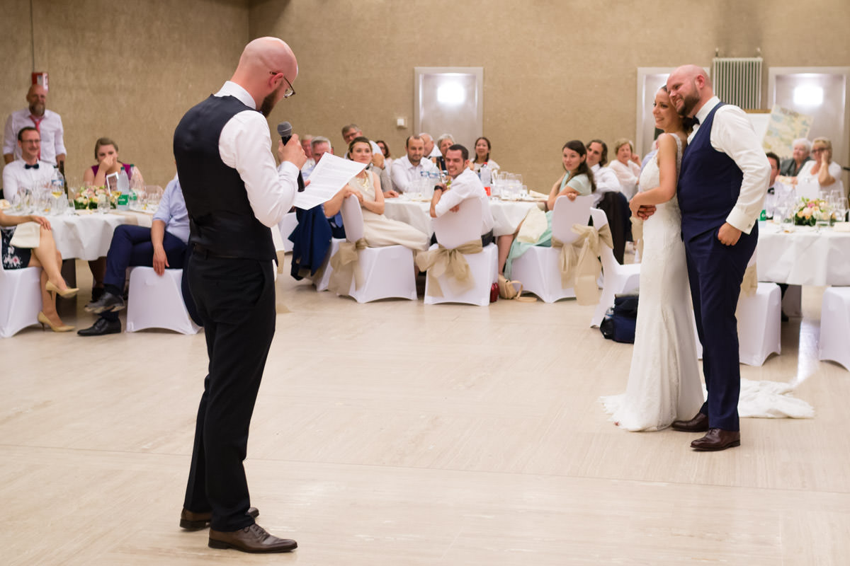 photographe de mariage au chateau Fabert en Moselle