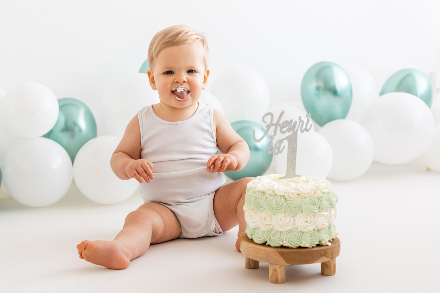 séance photo smash cake à metz